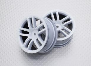 Maßstab 1:10 Hohe Qualität Touring / Drift Felgen RC Car 12mm Hex (2pc) CR-GTW