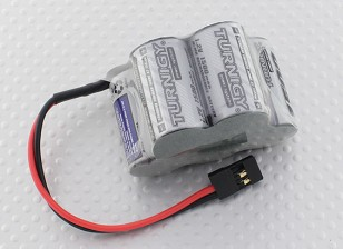 Turnigy Receiver Hump Pack 2 / 3A 1500mAh 6,0V NiMH High Power Serie