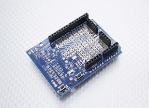 Kingduino unterstützte Prototyp-Erweiterungsplatine mit Mini Breadboard