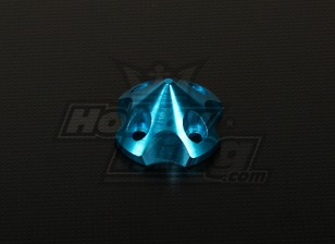 3DSpinner für HP-50 / DLE55 / DA50 / JC51 (41x41x26mm) Blau