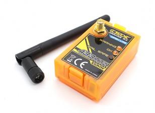 OrangeRX öffnen LRS 433MHz Transmitter 100mW (kompatibel mit Futaba Radio)