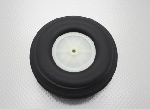 "4.5 ""/114.3mm Ultra Light Rubber PU Skalenrad"