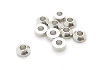 Kugelgelenk-Abstandhalter (3 mm) 10pc