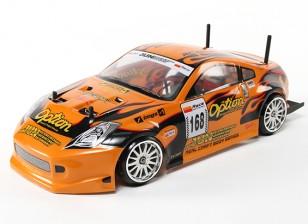 Der Teufel 1/10 4WD Drift Car (ARR)