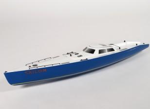 RC Ocean Racing Yacht 2.2m gehen - Hull (enthält zwei Servos)