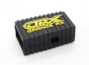 Orange RX Silikon-Gummi-Shell für R620 Series-Receiver