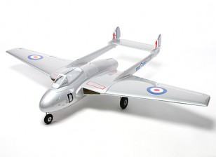 De Havilland Vampire 90mm EDF Composite-1410mm (ARF)