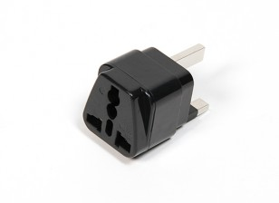 Fusionierte 13 Ampere Netzstrom Multi Adapter