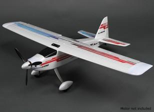 HobbyKing® Flybeam Nacht Flyer EPP w / LED-System 1092mm (KIT)
