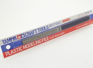Tamiya Plastik-Modellbau-Datei (Flat 10 mm)