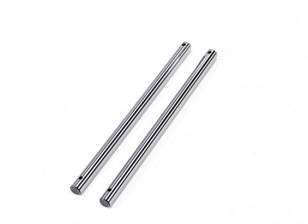 RJX X-TRON 500 Main Shaft # X500-61115 (2 Stück)