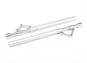 Alloy Gerade Oleo Struts mit Längslenkers 205 mm ~ 12,7 mm (2 Stück)