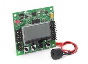 Hobbyking KK2.1.5 Multi-Rotor LCD Flight Control Board mit 6050MPU und Atmel 644PA