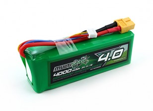 Multistar High Capacity 4000mAh 3S 10C Multi-Rotor Lipo Pack