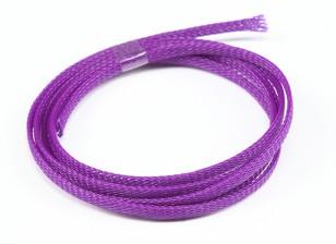 Wire Mesh-Schutz Lila 3mm (1m)