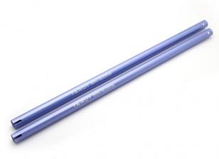 Tarot-450 PRO Tail Boom (2 Stück) - Blau (TL45037-02)