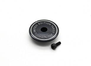 Tarot-450 Pro / Pro V2 DFC Metal Head Stopper - Schwarz (TL45018-01)