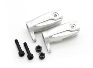 Tarot-450 Pro / Pro V2 DFC Hauptblatt-Griff Assembly (Large Bearing) - Silber (TL48010-A)