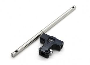 Tarot-450 Pro / Pro V2 DFC Split Locking Hauptrotor-Gehäuse und Spindel - Schwarz (TL48018-03)