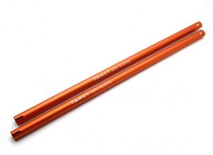 Tarot-450 PRO Tail Boom (2 Stück) - Orange (TL45037-05)
