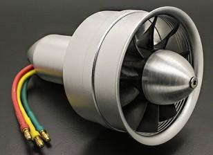 Alloy DPS 64mm 10 Klinge Elektro Impeller Assembley 3300Kv
