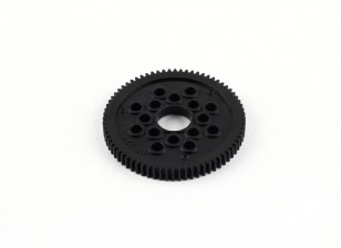 BSR Racing M.RAGE 4WD M-Chassis - Spur Gear 72T