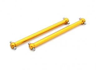 Option Alu. Dogbones - Basher PitBull 1/18 4WD Buggy Wüste (2 Stück)