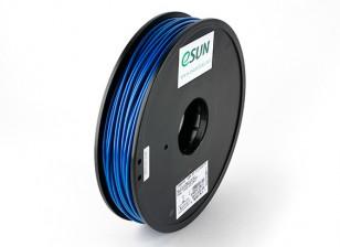 ESUN 3D-Drucker Glühfaden Blau 3mm ABS 0,5 kg Spool