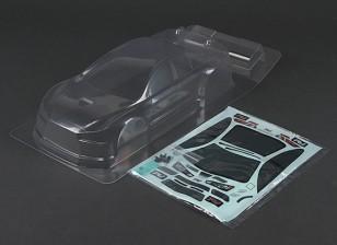 RiDE ML-EVO X für 225mm Radstand M-Chassis - Clear