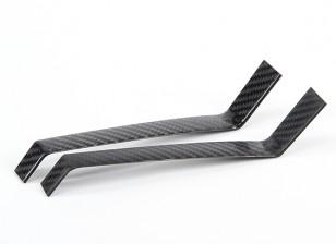 Carbon-Faser-Fahrwerk für Profil-Modell - 80 ~ 100 Klasse