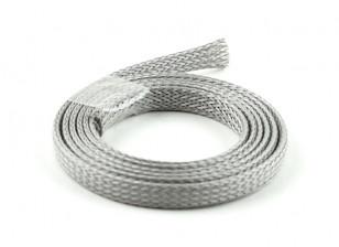 Wire Mesh-Schutz Grau 6mm (1m)
