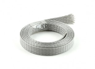 Wire Mesh-Schutz Grau 8mm (1m)
