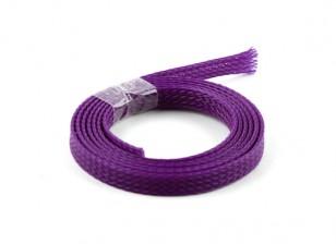 Wire Mesh-Schutz Lila 6mm (1m)