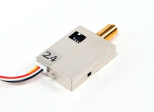 2,4-GHz-MG-500mW 8-Kanal-A / V-Sendemodul