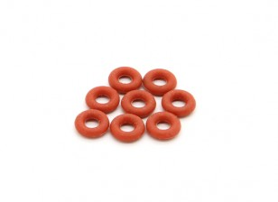 O-Ring - BSR Racing BZ-444 oder 444 Pro 1/10 4WD Racing Buggy (8pcs)