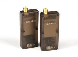 HKPilot 500mW Transceiver Telemetrie-Radio Set V2 (433Mhz)