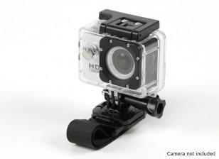 Haken und Schlaufen-Handgelenk-Band-Bügel für GoPro oder Turnigy Action Cam