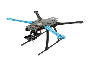 Dead Cat Pro Quadcopter mit Mobius Gimbal (Kit)