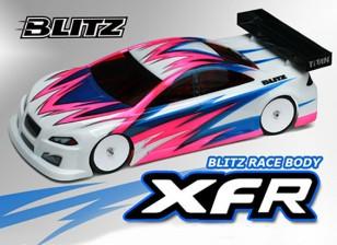 BLITZ XFR Rennen Körper (190mm) (0.8mm) EFRA 4028