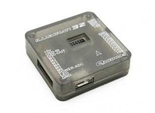 Illuminati 32 Flight-Controller mit OSD (Cleanflight unterstützt)