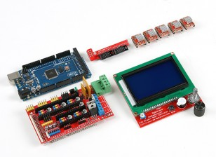 3D-Drucker Control Board Combo Set - Upgrade-Version