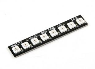 WS2812 LED Light Board für CC3D und Naze32
