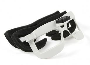 Fatshark Dominator V2-Headset-System Goggles Faceplate mit eingebautem Ventilator