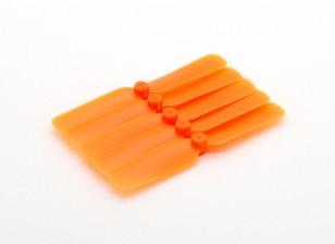 Gemfan Acromodelle Mini Prop Set 65mm CW (orange) (5 Stück)