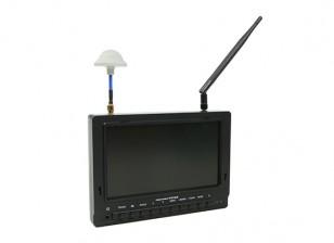 7 Zoll 800 x 480 40CH Diversity Empfänger Sun Lesbare FPV-Monitor Fieldview 777SB (AU Warehouse)