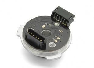 Track V2 Motor Ersatz-Sensor mit Set-Lager (9.5T-21.5T)