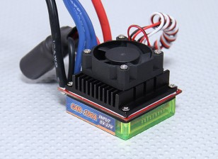 HobbyKing® ™ Brushless Car ESC 100A w / Rückwärts (Upgrade-Version)