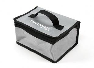 Turnigy® Feuerverzögernde LiPoly Batterie-Beutel (mit Reißverschluss) (200x155x95mm) (1pc)