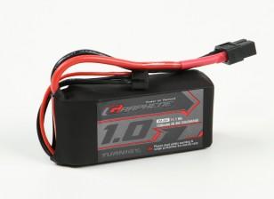 Turnigy Graphene 1000mAh 3S 45C LiPo-Pack w / XT60