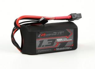 Turnigy Graphene 1300mAh 3S 45C LiPo-Pack w / XT60